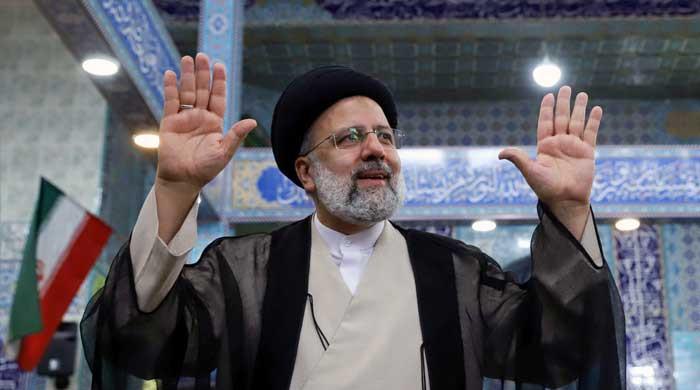 Ebrahim Raisi elected Iran president as rivals concede