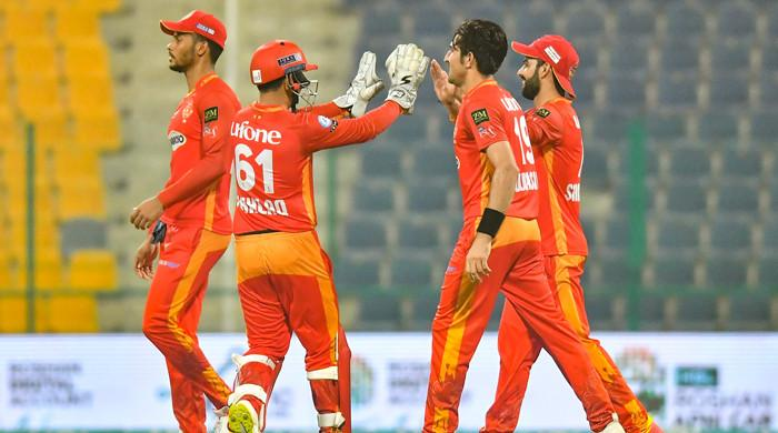 PSL 2021: Islamabad United defeat Multan Sultans to end league stage on a high