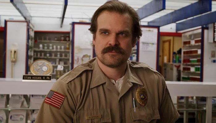 Fans of Stranger Things would be able to recall David Harbour's character being presumably dead