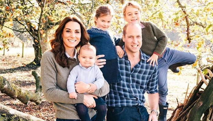 Prince William, Kate Middleton share rare royal family photos on Fathers Day