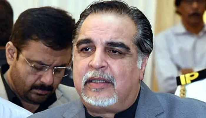 Governor Sindh Imran Ismail. — APP/File