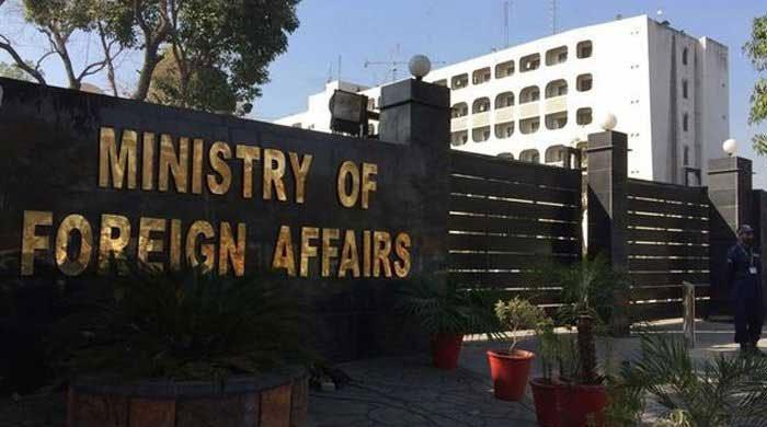 'India misrepresenting decision of ICJ in Kulbhushan Jadhav case': FO