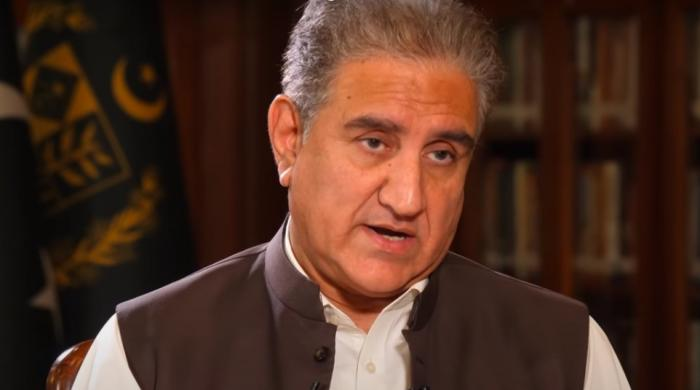'He was quoted out of context': FM Qureshi on PM Imran Khan's OBL statement