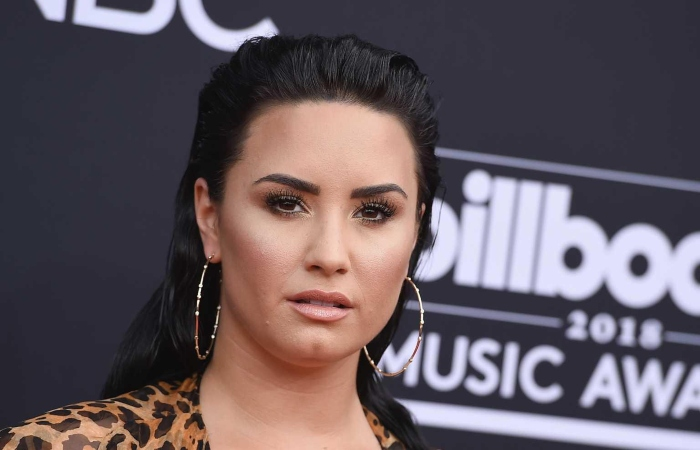 Demi Lovato penned a long note revealing her sentiments on Fathers Day on an Instagram Story
