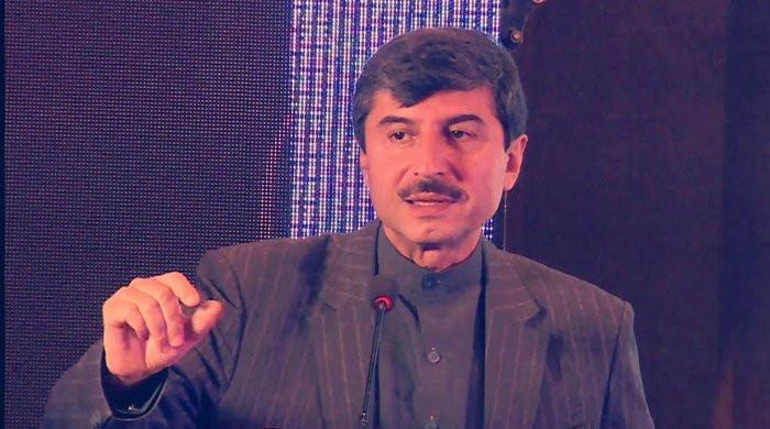 Senior Pakhtunkhwa Milli Awami Party leader Usman Kakar passes away