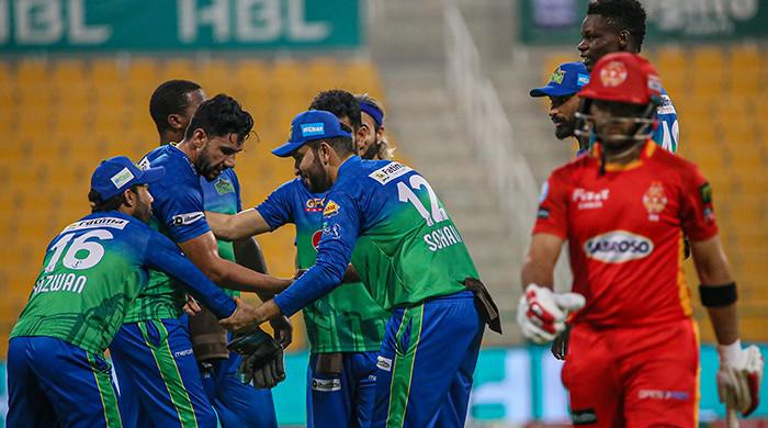 PSL 2021: Multan Sultans qualify for final after vanquishing Islamabad United
