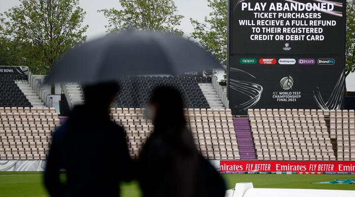 IND vs NZ: Rain washes away Day 4 of WTC final