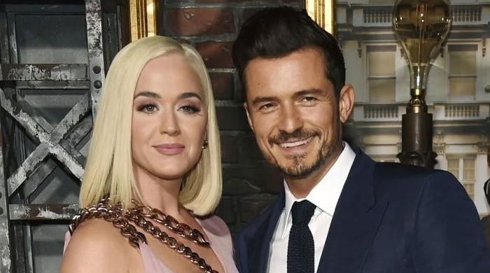 Katy Perry praises 'the giver of my greatest gift' Orlando Bloom on Father's Day