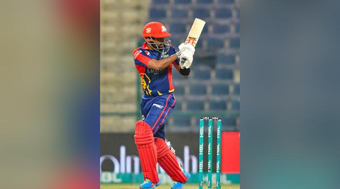 PSL 2021 Eliminator 1: Karachi Kings struggle against Peshawar Zalmi