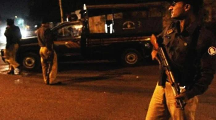 Karachi: Four cops booked for allegedly shooting, injuring two students at Super Highway