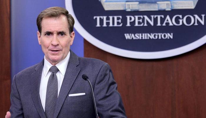 Pentagon Spokesman John Kirby. File photo