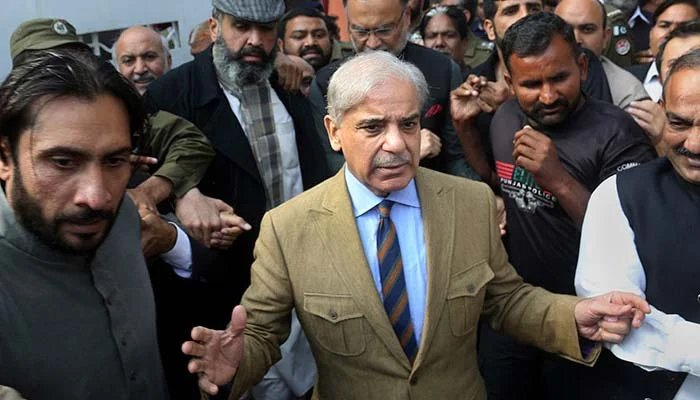 PML-N President and Opposition Leader in the National Assembly Shahbaz Sharif. — File photo
