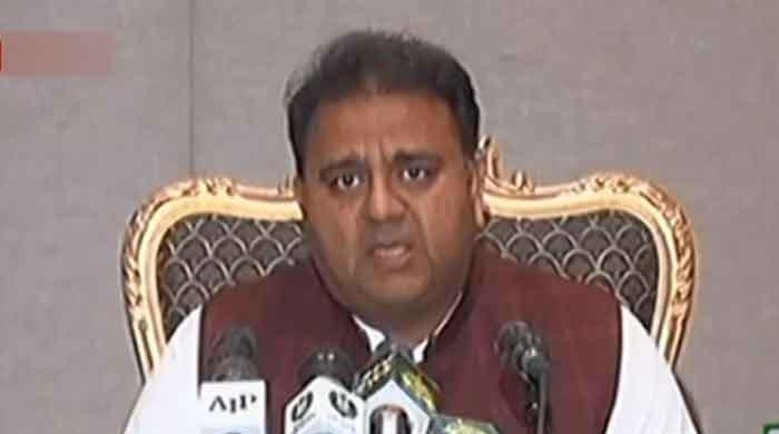 PPP, PML-N want to keep overseas Pakistanis out of election process: Fawad Chaudhry