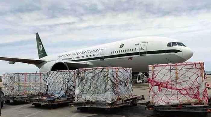 2 million doses of Sinovac vaccine brought to Pakistan via special PIA flight
