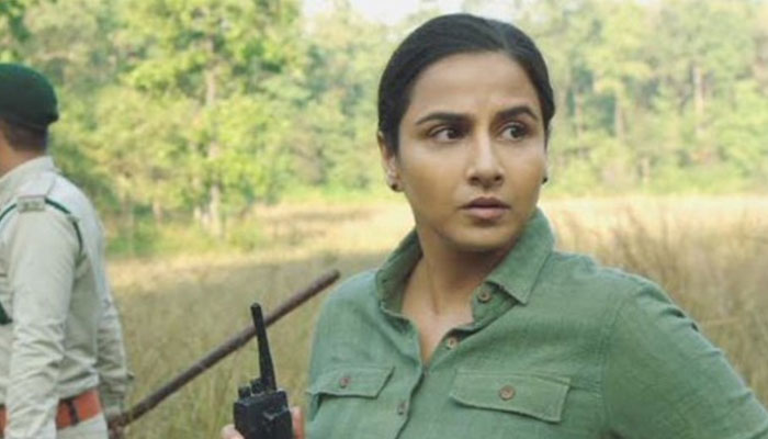 Vidya Balan believes every woman is a Sherni