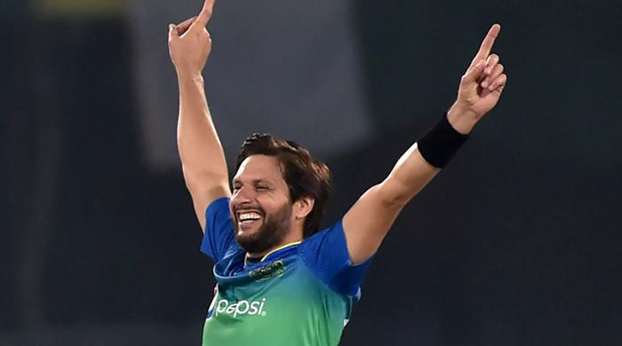PSL 2021: Shahid Afridi wishes he was with Multan Sultans in Abu Dhabi