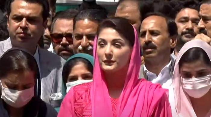Maryam Nawaz says PM's comment on women's dressing reflects his 'criminal mentality'