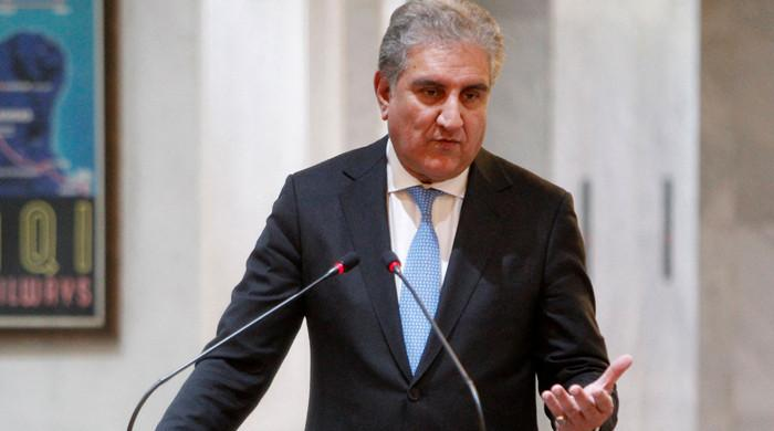 With compliance on 26 points, no justification to keep Pakistan in FATF's grey list: Qureshi
