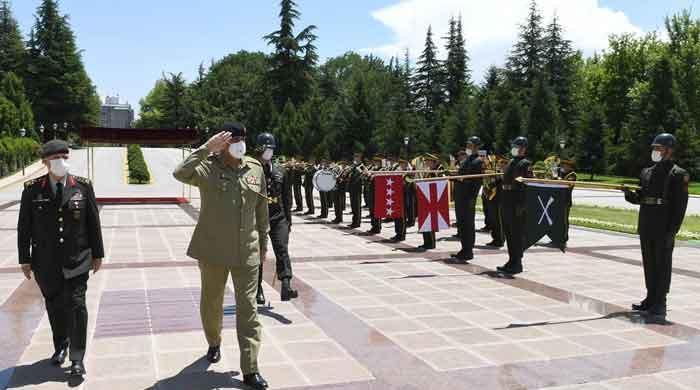 Azerbaijan, Turkey appreciate Pakistan's efforts for peace in Afghanistan