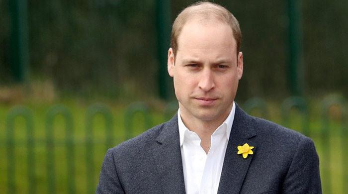 Prince William takes space as the 'alpha male' in the Firm