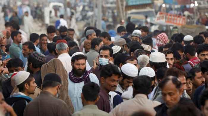 Karachi's coronavirus positivity ratio rises to nearly 14%