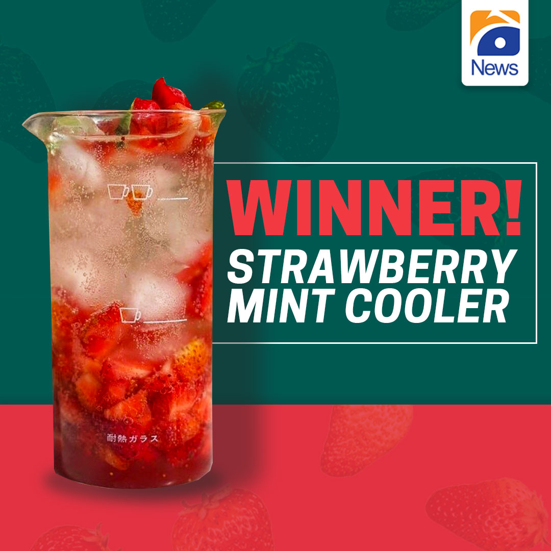 Who won Geo.tvs Summer Drinks competition?