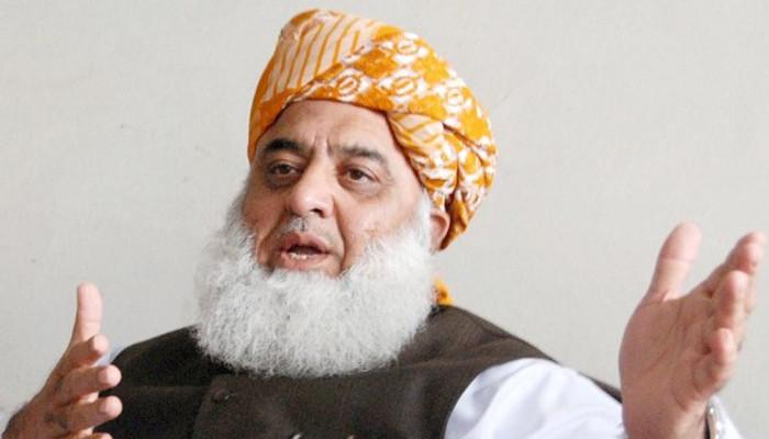 Maulana Fazlur Rehman tests negative for COVID-19