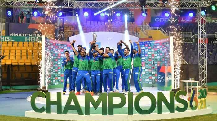 Underdogs Multan Sultans thrash Peshawar Zalmi to win maiden PSL title