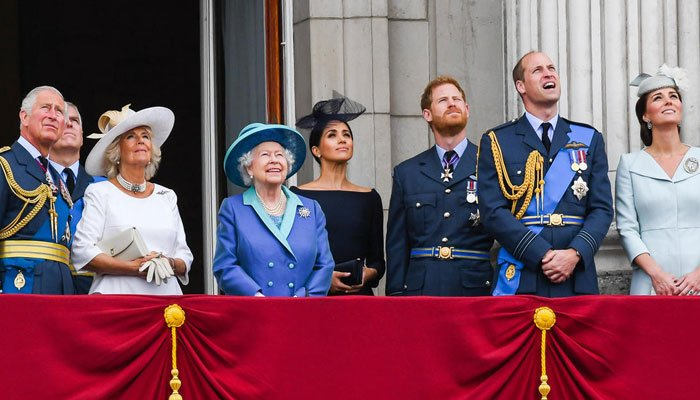 British royals reveal staff diversity data