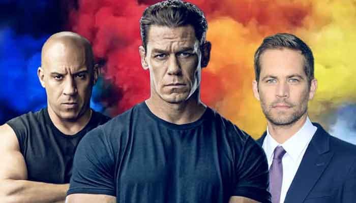 Vin Diesel shares his strange feelings about John Cenas appearance in F9