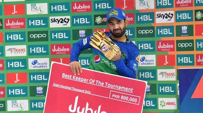 Multan Sultans' Mohammad Rizwan rewrites cricket record books
