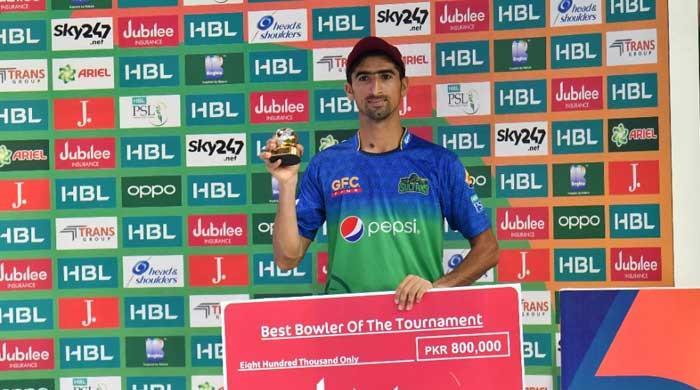 '3G bowler': How PSL changed Shahnawaz Dahani's life