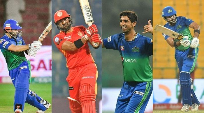 The star players of PSL 2021