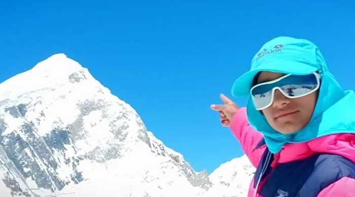 Pakistan's 12-year-old 'mountain princess' Selena Khawaja to summit Broad Peak