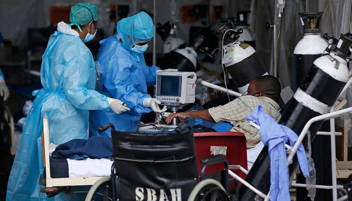 South Africas COVID death toll crosses 60,000 mark