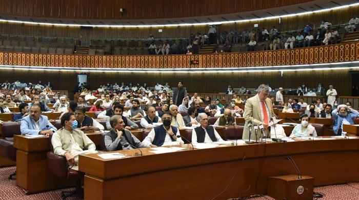 Budget 2021-22 debate in numbers
