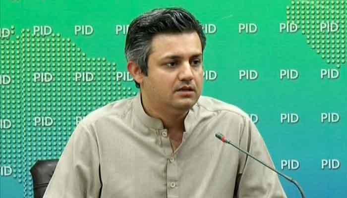 Minister for Energy Hammad Azhar. File photo