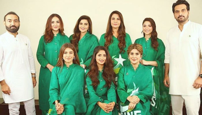 From Sajal Aly to Syra Yousuf: The inspirational cast of Sinf-e-Aahan showcases women of steel