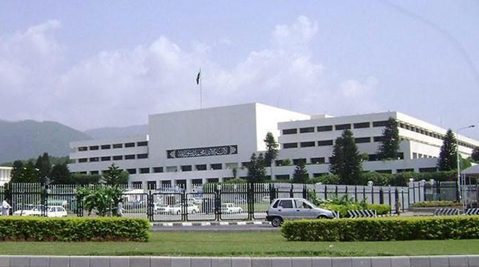 Parliamentarians express satisfaction after DG ISI's briefing on current situation in Afghanistan, Kashmir