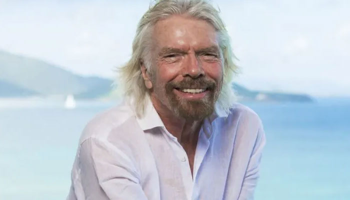 Richard Branson planning trip to space ahead of rival Bezos