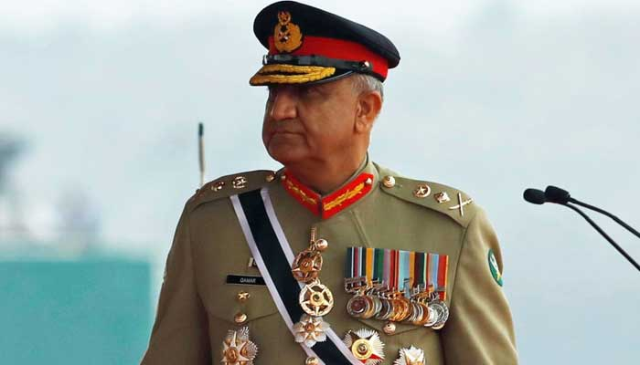 Pakistan Army ChiefGeneral Qamar Javed Bajwa. File photo
