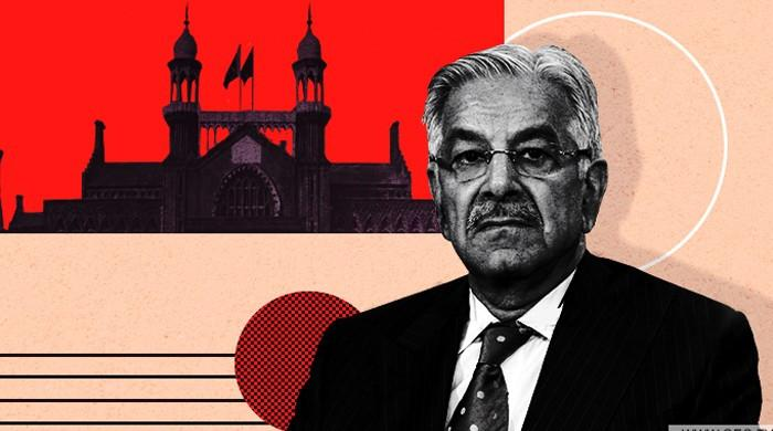 Accepted fact that Khawaja Asif did not harm national exchequer: LHC