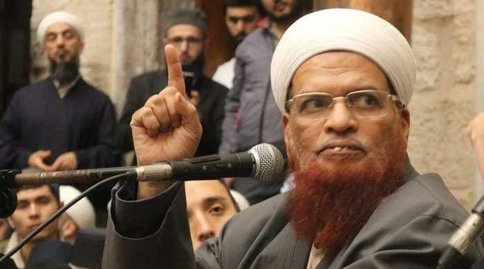 Man wishing to meet Mufti Taqi Usmani being interrogated, did not have malicious intent: police