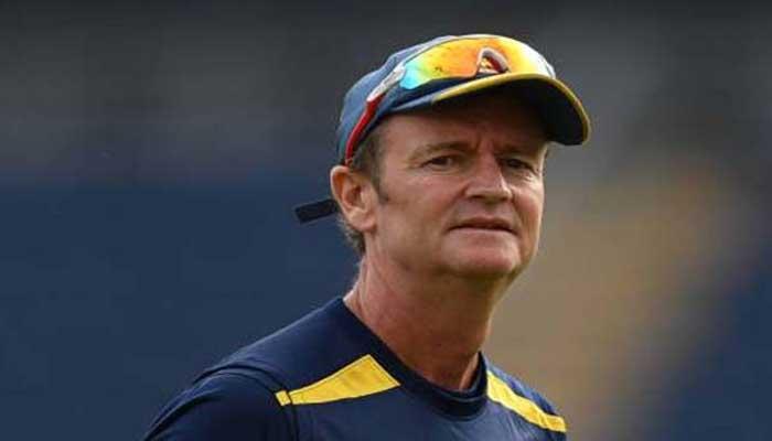 Sri Lankan batting coach Grant Flower. File photo