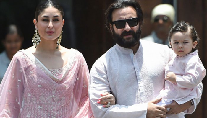 Kareena Kapoor, Saif Ali Khan deliberating to name their second son as Mansoor