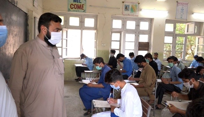 Amid calls for delay, inter exams start in Punjab, KP and Islamabad