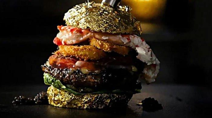 Holland restaurant creates 'world's most expensive burger' for $6,000