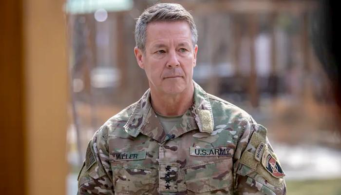 US General Austin Miller. — USDefense Department/File