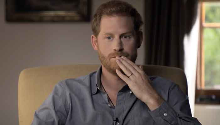Prince Harry felt trapped in Royal Family with no control over his life