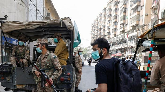 Pakistan Army to be called in again for implementation of coronavirus SOPs
